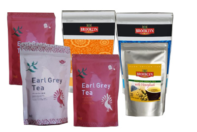 Flavoured Tea (Stand-Up Pouch Packing)