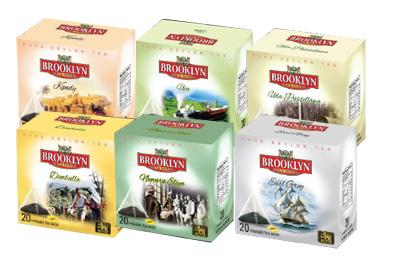 The Teas of Ceylon